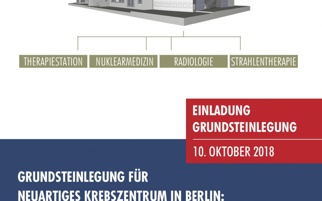 1. Januar 2020: Eröffnung der Strahlentherapie am OZB Onkozentrum Berlin